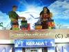Entrance of Kerala Pavillion for IITF 2012