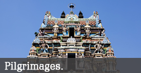 Holy places of religious importance in Kerala