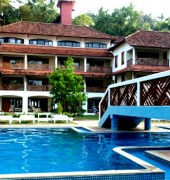 Hotel The Travancore Heritage