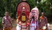 Pootham Kali Dance