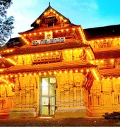 Kerala Heritage Tour 5 Days Package