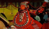 Theyyam Dance