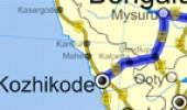 Kerala Distance Chart