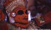 Theyyam at  Kanathoor