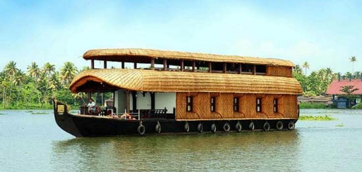Bright water houseboats alappuzha book online bright for 01 bedroom ac deluxe houseboat