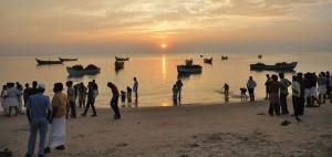 Chavakkad beach Thrissur