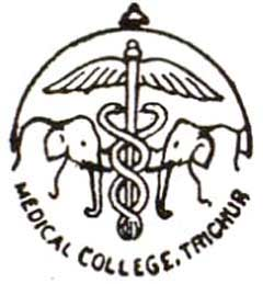 Govt. Medical College, Thrissur  logo