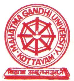 MG University Kerala Logo