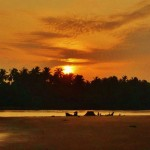 Thalassey Sunset
