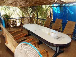 Ashtamudi Homestay Alleppey-Dining Area