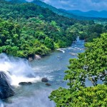 Athirappilly Falls, Chalakudy