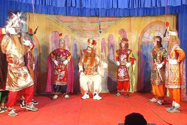 Chavittunadakam Kerala Dance
