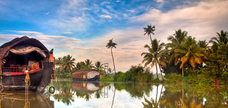 Romantic Kerala Tour 5 Nights / 6 Days Package