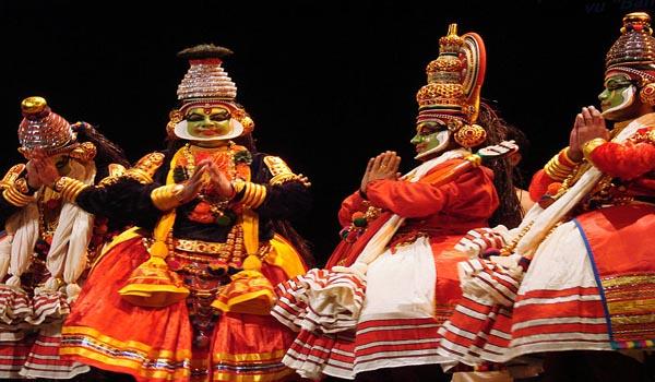 Krishnanattam
