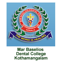 Mar Baselios Dental College , Ernakulam  logo