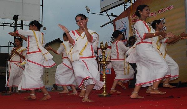 Margamkali Kerala