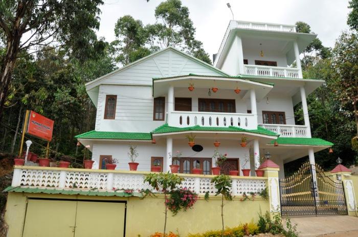 Munnar Dreams Homestay-Exterior