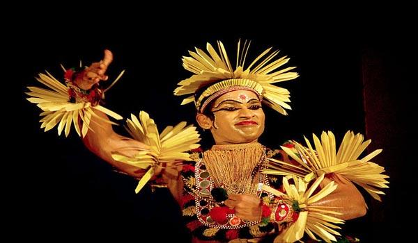 Sheethankan Thullal Kerala