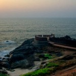 Sunset at Bekal Fort