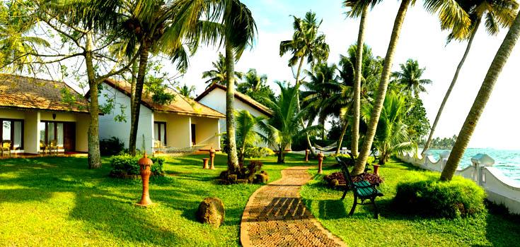 Abad Whispering Palms Lake Resort In Kumarakom Rooms Rates