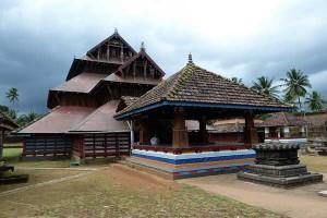 Adoor Mahalingeshwara Temple ( Src : Flikcer, Vineeth K Bhat )