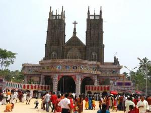 Arthunkal Perunnal Cherthala Alappuzha