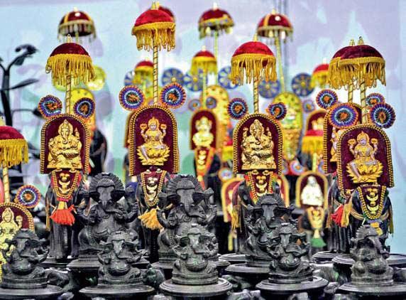 Gandhi Shilp Bazar 2012
