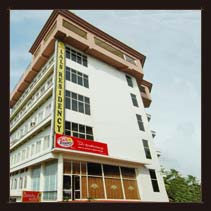 Hotel Lals Residency-Exterior