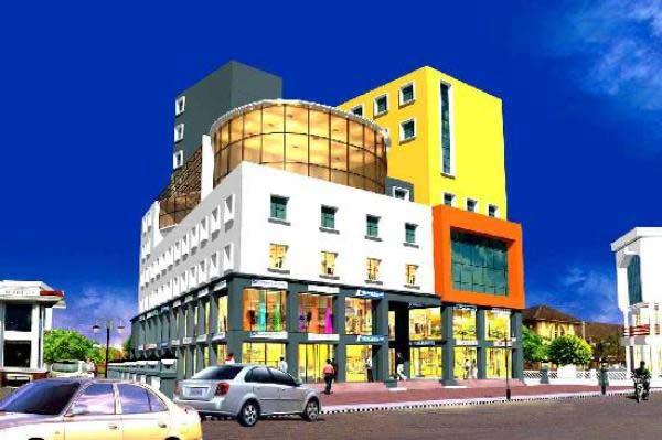 Hotel Marina Residency