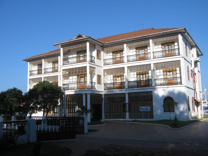 KTDC Marina House Kochi-Exterior