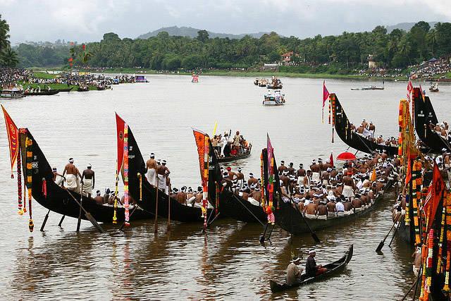 Nehru Trophy Boat Race 2013 Alappuzha Kerala