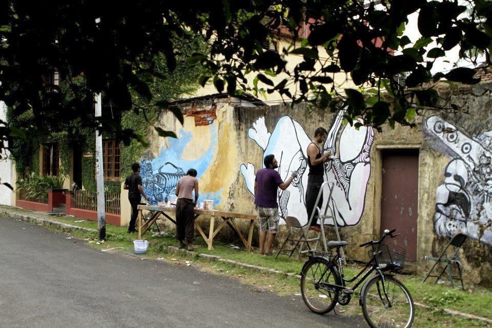Kochi-Muziris Biennale 2012-13