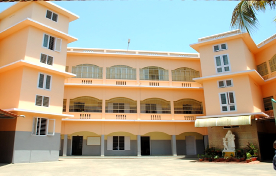Maria Agnes English Medium Convent School (ICSE)