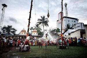 Onam Celebration Thekkady