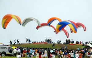 Paragliding Festival of Kerala