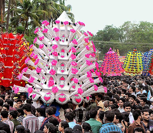 Anantheshwara Vinayaka Temple Shashti festival