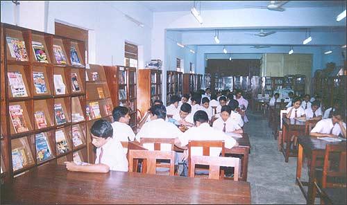 St. Thomas Central School Trivandrum