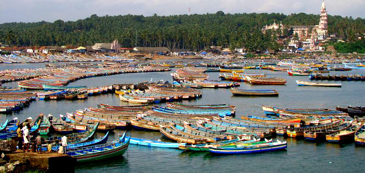 Vizhinjam International Seaport