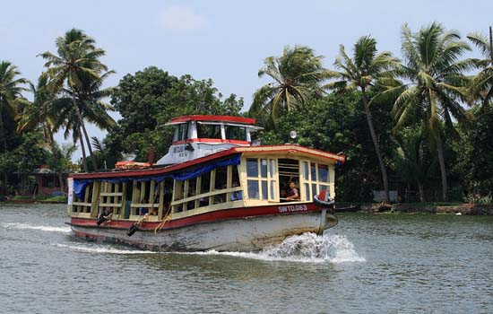Kerala State Water Transport Department