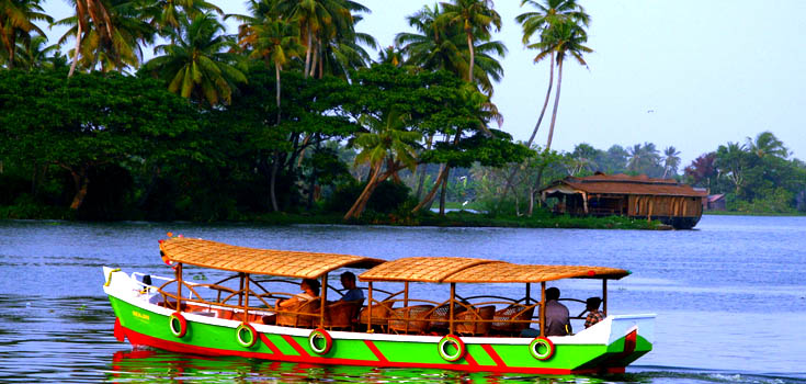 Top Romantic Places in Kerala