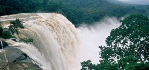 Athirappilly Waterfall