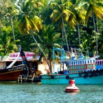 Backwaters of Kollam