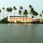 Church by the Vembanad