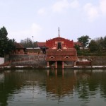 Temple in Thalassery
