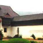 Wooden Palace at Kovalam