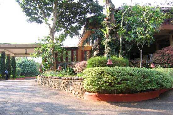 Hotel Taj Garden Retreat
