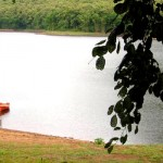 Boating in Parambikulam Dam