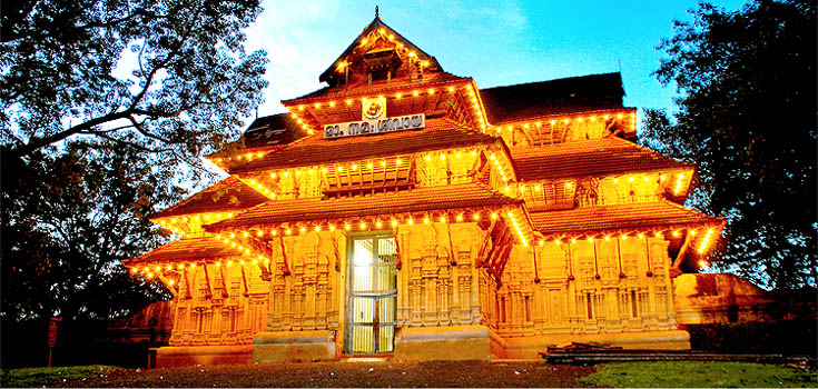 Vadakkumnathan Shiva Temple
