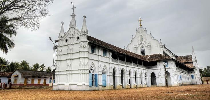 St. Mary's Church Champakulam