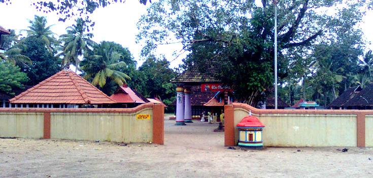 Thiruvizha Mahadevar Temple